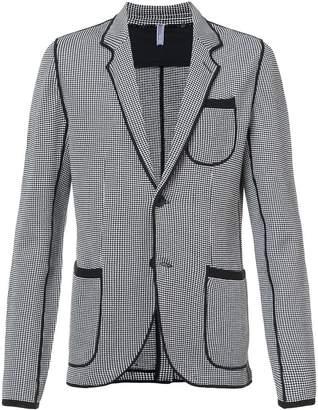 Engineered For Motion leisure sweater blazer