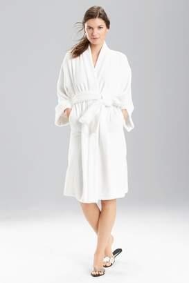 Natori Sleep & Lounge Cotton Terry Robe