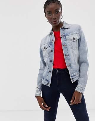 Cheap Monday Legit distressed denim jacket
