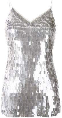 Alice + Olivia Alice+Olivia Contessa sequinned slip dress