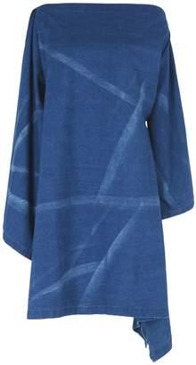 Yohji Yamamoto Knee-length dresses