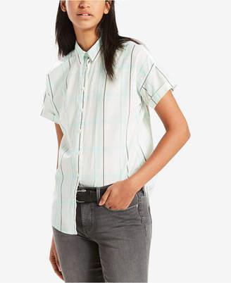 Levi's Sadie Short-Sleeve Shirt