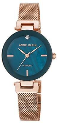 Anne Klein Womens Watch AK/N2472NMRG