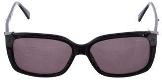 Lanvin Tinted Square Sunglasses