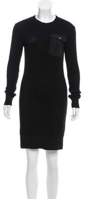 Marc by Marc Jacobs Knit Crew Neck Dress