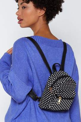 Nasty Gal WANT All the Small Things Star Backpack