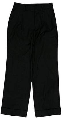 Valentino Cuffed Dress Pants