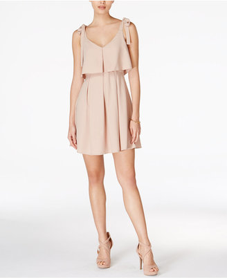J.O.A. Popover Fit & Flare Dress $89 thestylecure.com