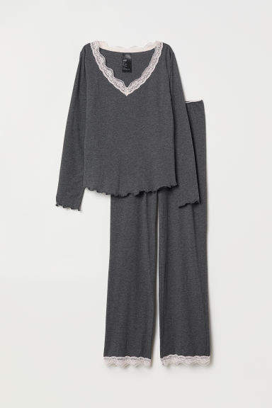 H&M - Pajamas - Gray