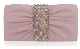 Adrianna Papell Embellished Clutch