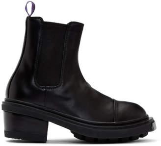 Eytys Black Nikita Boots
