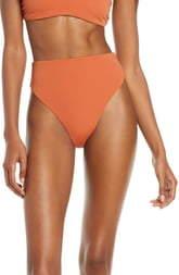 a5a2dcbd0f2fc Chelsea28 Easy Retro High Waist Bikini Bottoms