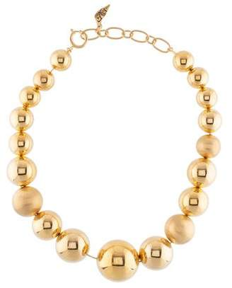 Diane von Furstenberg Moon Unit Necklace