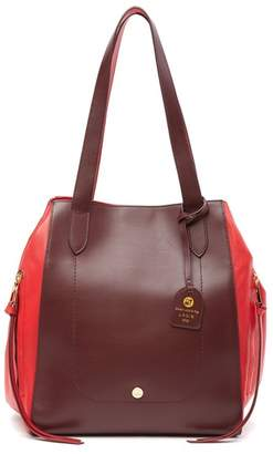 Lodis Downtown RFID Charlize Leather Tote Bag