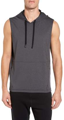 Alo Downward Relaxed Sleeveless Hoodie