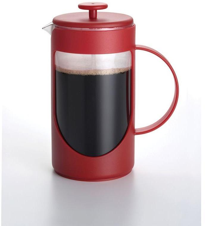 BonJour 3-Cup Ami-Matin Unbreakable French Press in Black