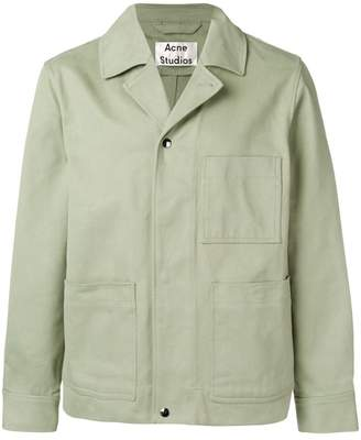 Acne Studios Media workwear jacket