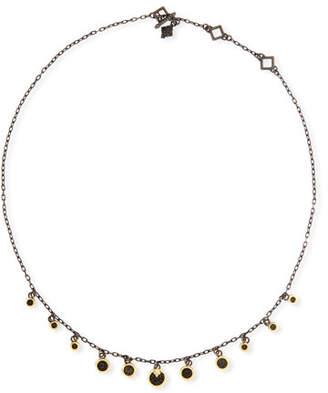 Armenta Old World Multi-Disc Shaker Necklace
