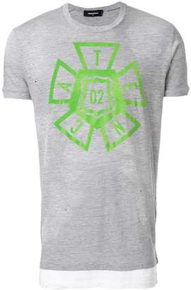 DSQUARED2 Caten logo T-shirt