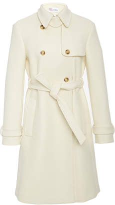 RED Valentino Double Breasted Trench Coat