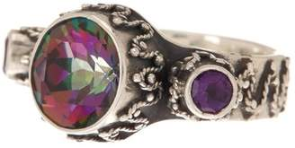 MICHOU Sterling Silver Oxidized Ring