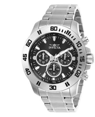 Invicta Specialty Mens Silver Tone Bracelet Watch-21481