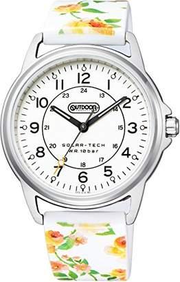 Outdoor Products (アウトドア プロダクツ) - [シチズン]腕時計 OUTDOOR PRODUCTS アウトドアプロダクツ FORISシリーズ ソーラーテック KP3-414-90 レディース