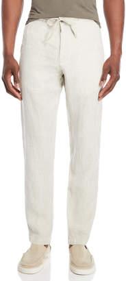 Heritage Linen Drawstring Pants