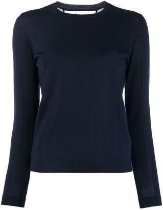 RED Valentino plain sweater