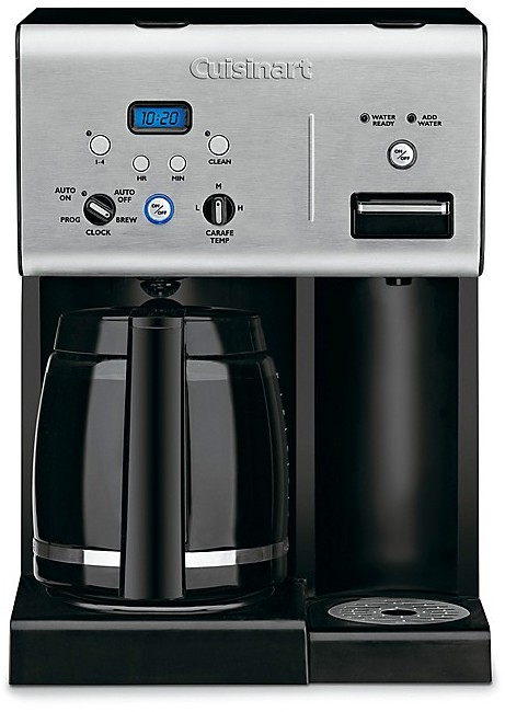 """Cuisinart Coffee Plus"""" 12-Cup Coffee & Hot Water System"""