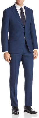 HUGO BOSS BOSS Johnstons/Lenon Mélange Micro-Checked Regular Fit Suit - 100% Exclusive