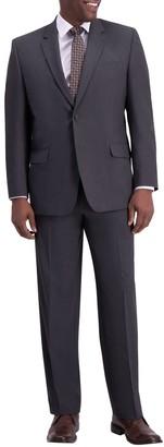 Haggar Men's J.M. Premium 4-Way Stretch Classic-Fit Suit Jacket