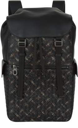 Bottega Veneta Leather Sassolungo Micro-Dot Backpack