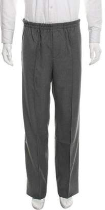 Timo Weiland Contrast Straight-Leg Pants w/ Tags