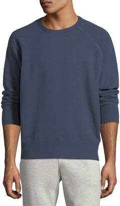 Rag & Bone Men's Heathered Long-Sleeve Sweatshirt