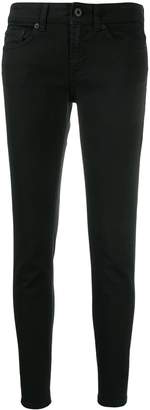 Dondup skinny fit bootcut jeans