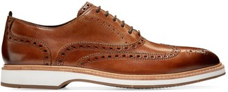 Cole Haan Morris Leather Wingtop Oxfords