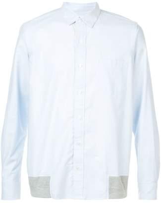 Sacai jacket-style shirt