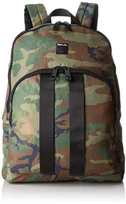 Replay Fm3311.001.a0343b, Men's Shoulder Bag,12x45x33 cm (B x H T)