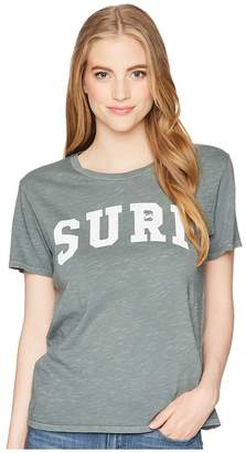 Billabong Surf T-Shirt Top Women's T Shirt