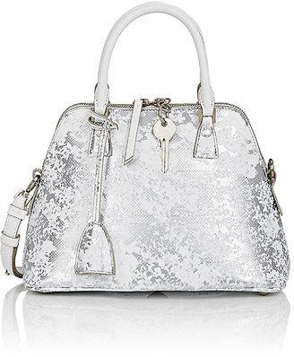 Maison Margiela Women's 5AC Mini-Satchel $2,450 thestylecure.com