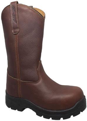 "AdTec Men 12"" Composite Toe Wellington Boot Men Shoes"