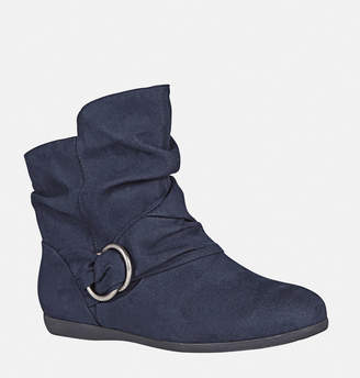 Avenue Syble Wrap Buckle Ankle Boot