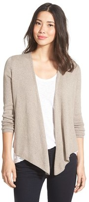 Women's Nic+Zoe '4-Way' Convertible Three Quarter Sleeve Cardigan $98 thestylecure.com