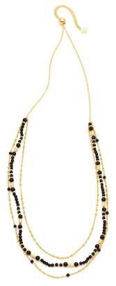Gorjana 18K Gold Plated Beaded Layered Necklace
