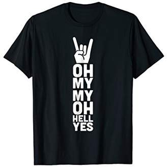 Classic Rock Shirts Band Tee Vintage -Oh