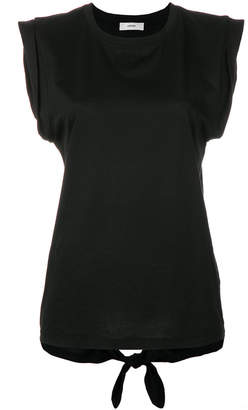 Mauro Grifoni round neck sleeveless T-shirt