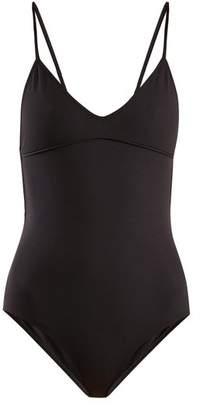 Three Graces London - Marguerite Swimsuit - Womens - Black