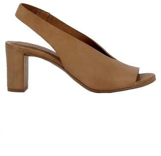 Roberto Del Carlo Sand Leather Sandals