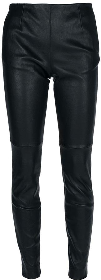 Maison Martin Margiela skinny leather trouser